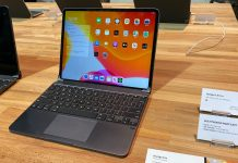 Smart keyboard pre iPad môže dostať TrackPad!