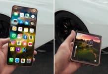 Skladací iPhone? Ak by vyzeral takto, tak prečo nie!