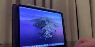 Muž si vyrobil vlastný dotykový MacBook. Pozrite sa ako...