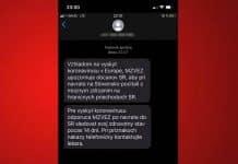 Ministerstvo zahraničných vecí rozosiela SMS týkajúce sa koronavírusu pre Slovákov v zahraničí.