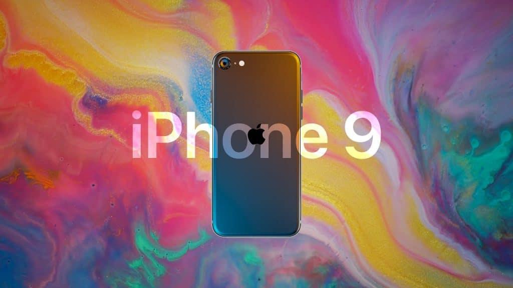 Toto je koncept, ktorý ukazuje, ako bude vyzerať iPhone 9.