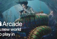 Pozrite sa na novú reklamu pre službu Apple Arcade.