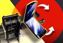 Pre toto ešte ohybné smartfóny nie sú pripravené do sveta...