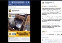 Dávajte pozor! Podvodníci lákajú pomocou Slovenskej pošty na súťaž o iPhone.