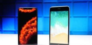 Test rýchlosti: iPhone 6S Plus vs. iPhone 11 Pro Max.