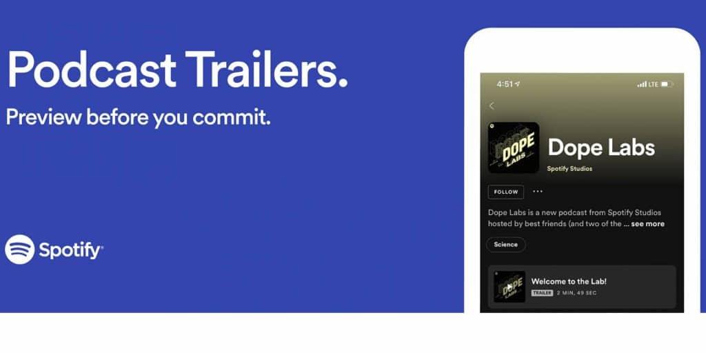 Spotify dnes aktualizoval časť aplikácie. Inšpiroval sa Applom.