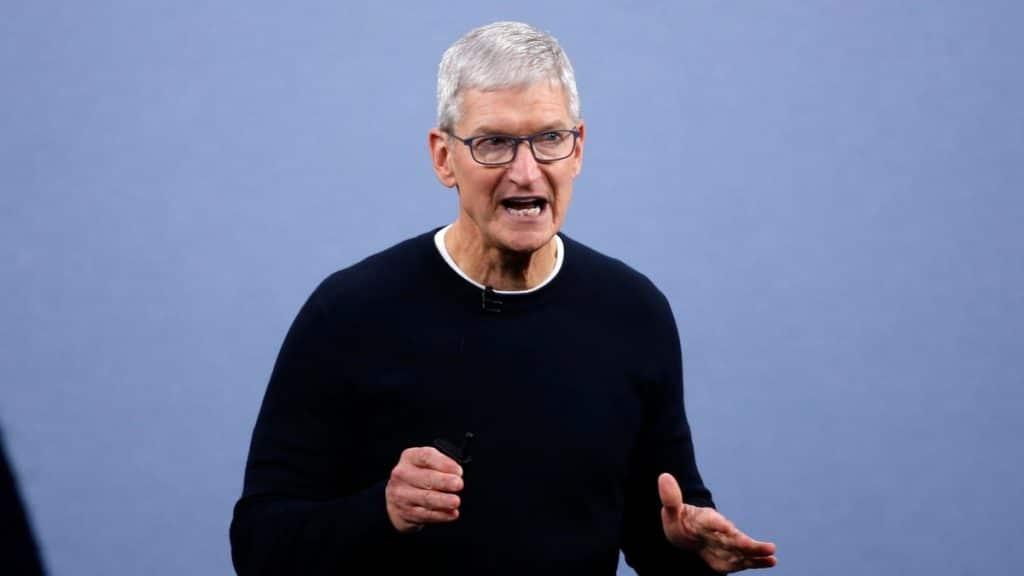 Tim Cook komentoval pred akcionármi dôsledky koronavírusu na spoločnosť Apple.