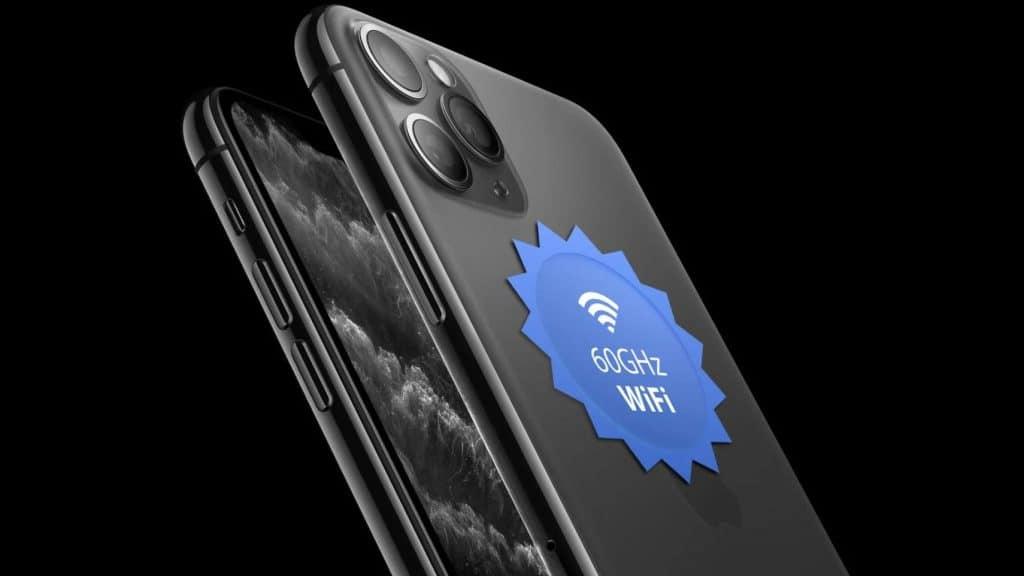 iPhone 12/ 12 Pro bude podporovať nový Wi-Fi štandard IEEE 802.11ay.