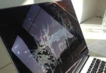 MacBook Air s Retina displejom má problémy s antireflexnou vrstvou.
