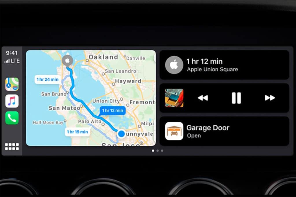 iOS 13.4 prináša do CarPlay novú funkciu.