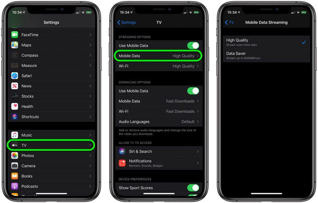 Návod: Ako nastaviť kvalitu Apple TV+ na vašom iPhone/ iPade?