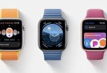 Apple vydalo piatu beta verziu watchOS 6.2!
