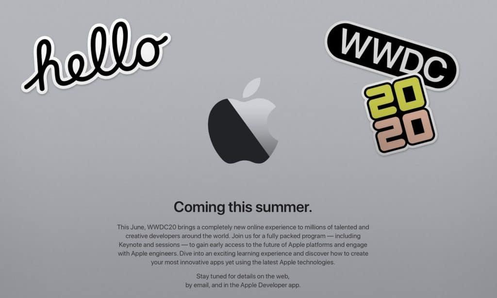 Je to oficiálne! Poznáme dátum WWDC 2020. Bude sa konať online.