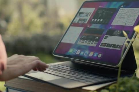 Nový iPad Pro má revolučný spôsob ovládania!