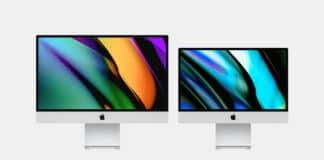 iMac 2020 by mohol vyzerať takto. Ukazuje to nádherný koncept.