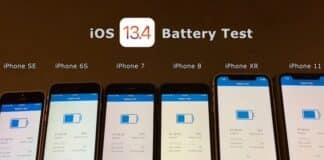 iOS 13.4 vs. iOS 13.3.1. Test výdrže batérie.