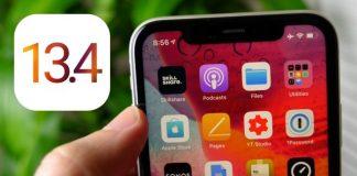 Apple vydalo iOS 13.4 a iPadOS 13.4