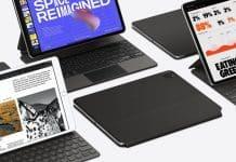 iPadOS 13.4 príde aj s podporou TrackPadu.