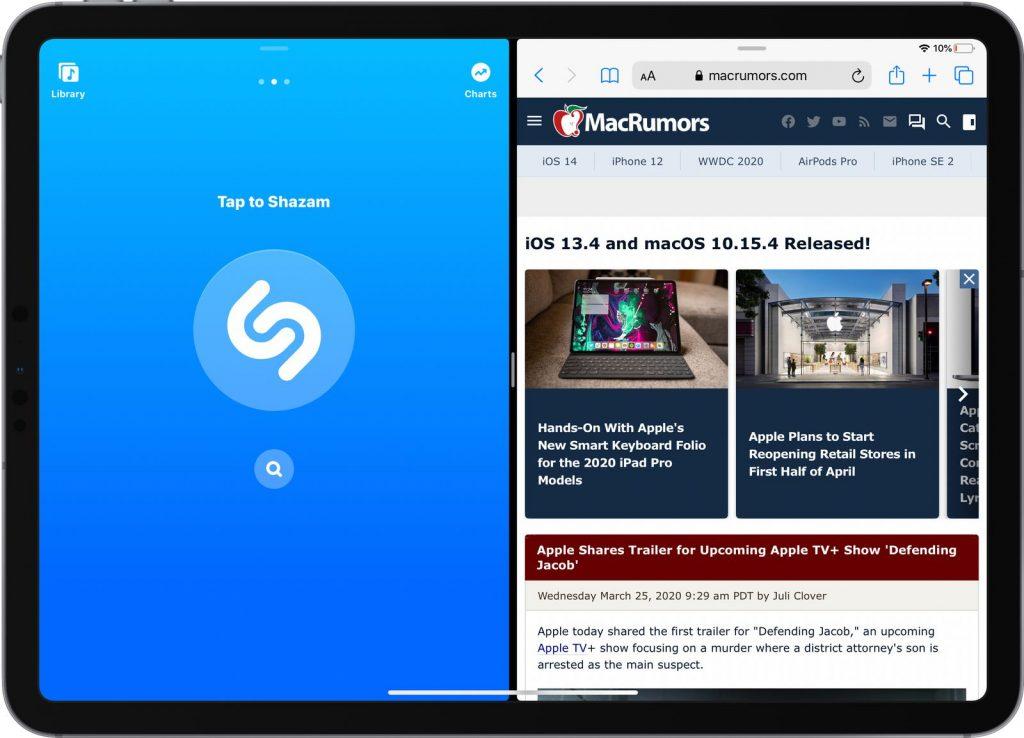 Shazam dostal aktualizáciu. Čo je nové?