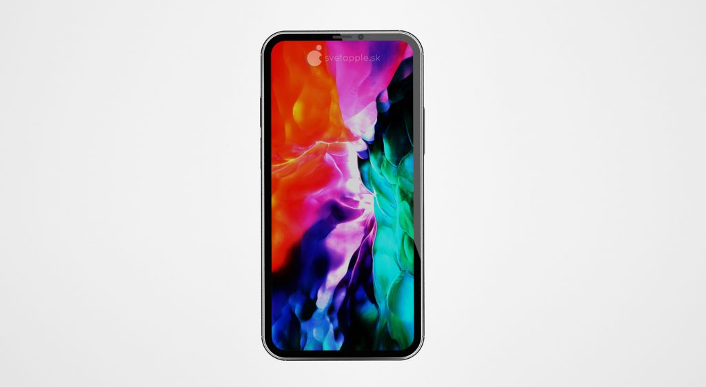 iphone 12 pro design display