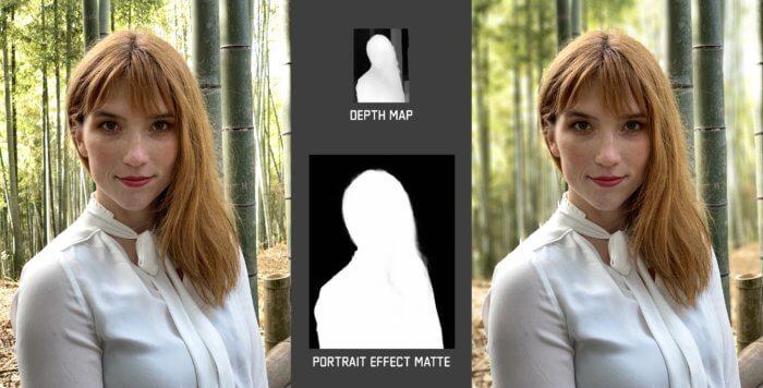 Takto funguje portrétny režim na iPhone SE 2. generácie.