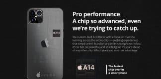 iPhone 12 Pro A14 Bionic