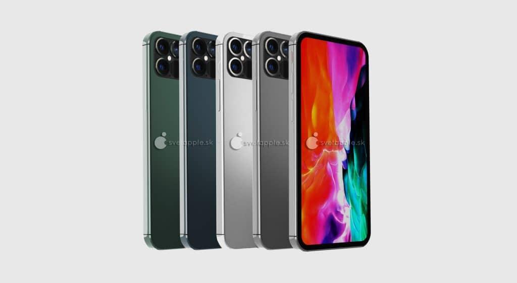 iPhone 12 Pro: Pozrite si náš exkluzívny koncept!