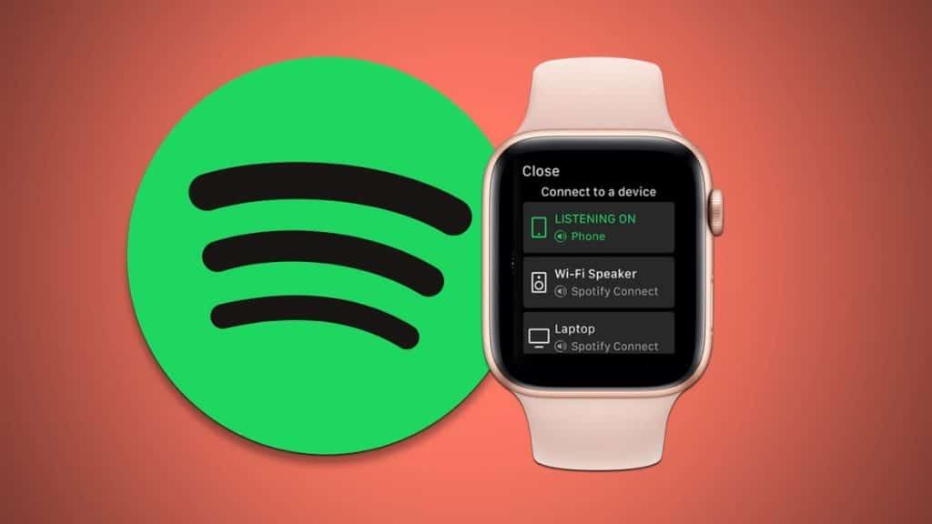 Spotify dostal podporu pre ovládanie cez Siri na Apple Watch!