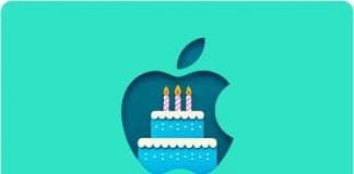 Spoločnosť Apple dnes oslavuje 44. rokov a nie je to prvoaprílový žart!