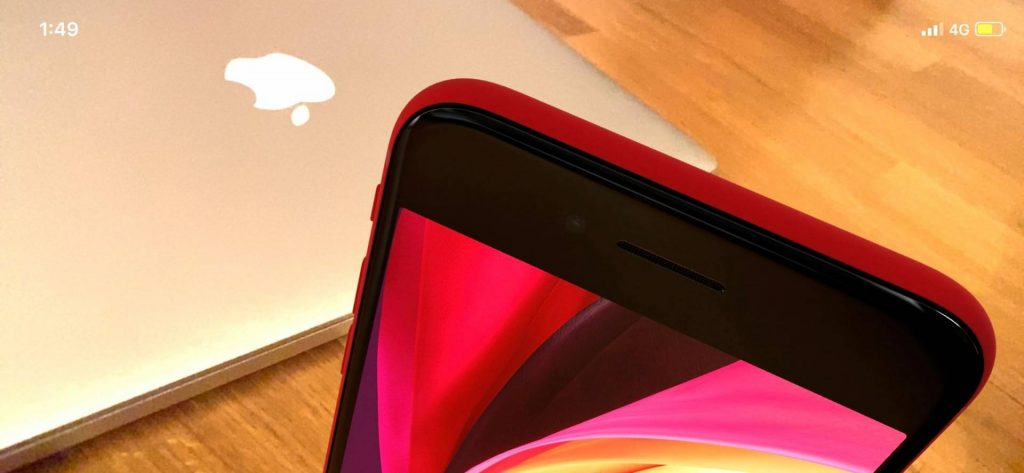 iPhone SE 2 VR
