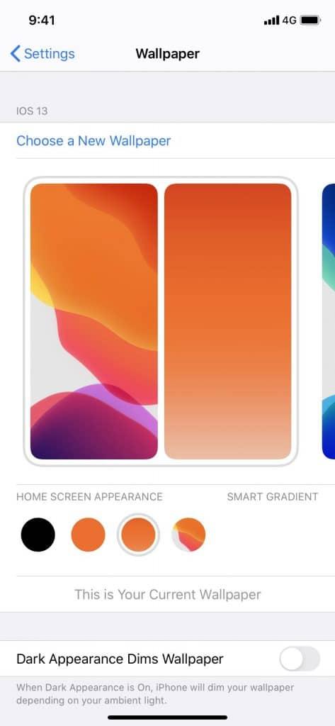 Unikli snímky obrazovky z iOS 14!