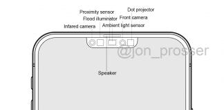 iPhone 12 - unikol dizajn výrezu na prednej strane. Bude menší.
