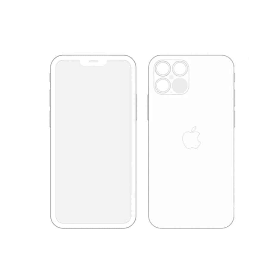 iPhone 12: Unikol dizajn zozadu aj spredu. Čo nás presne čaká?