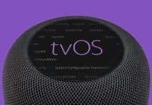 HomePod má operačný systém založený na tvOS!