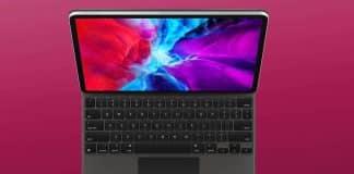 Apple začalo predávať klávesnicu k iPadu Pro. Stoji 399€.