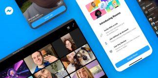 Facebook predstavil Messenger Rooms. Je to konkurencia pre Zoom či Skype.