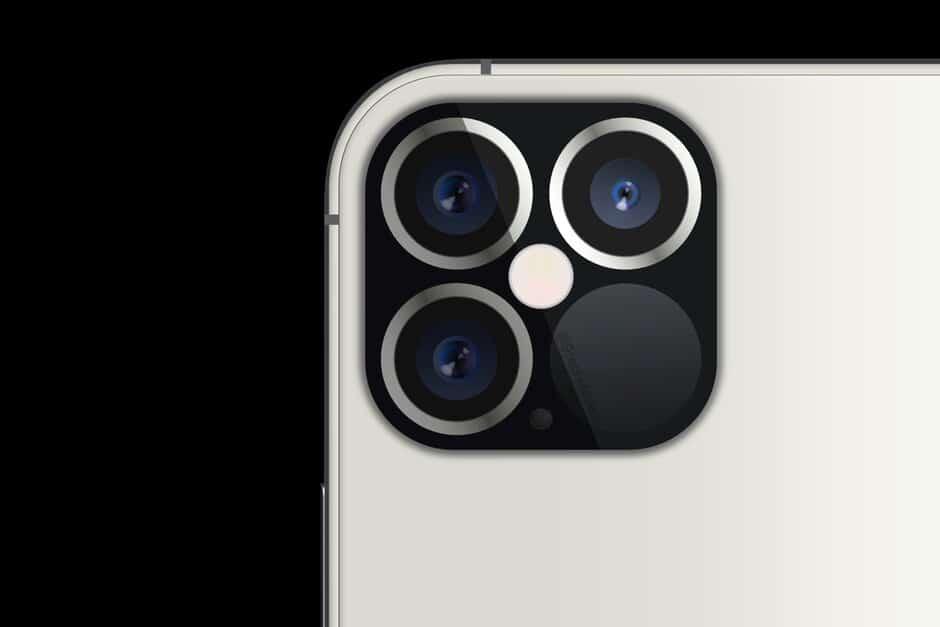 iPhone 12 odhalený zo zadnej strany. Takto bude vyzerať.