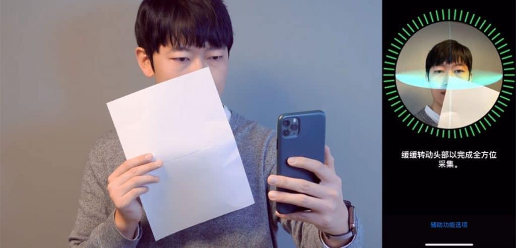 Návod: Ako používať Face ID/ odomknúť iPhone s rúškom?