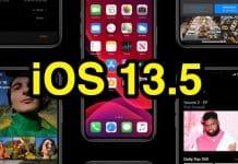 Apple vydalo iOS 13.5 a iPadOS 13.5 vo svojej 3. beta verzii.