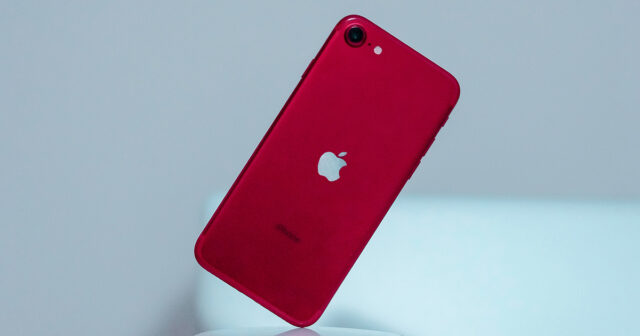 iPhone SE 2 (iPhone 9). Únik potvrdil dizajn a tiež názov.