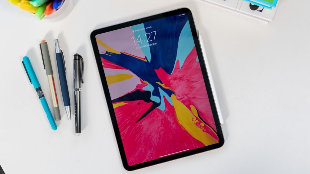 Budúci iPad Air príde s Touch ID v displeji. Nahradí tak Face ID.