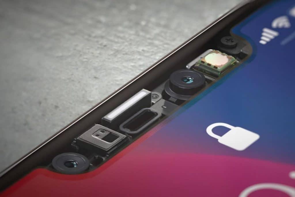 Apple nahradí Face ID pomocou Touch ID v displeji