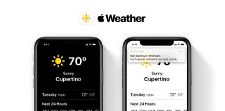 Apple môže zásadne prepracovať aplikáciu Počasie v iOS 14!