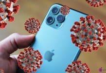 Ako dlho prežije koronavírus na vašom smartfóne?