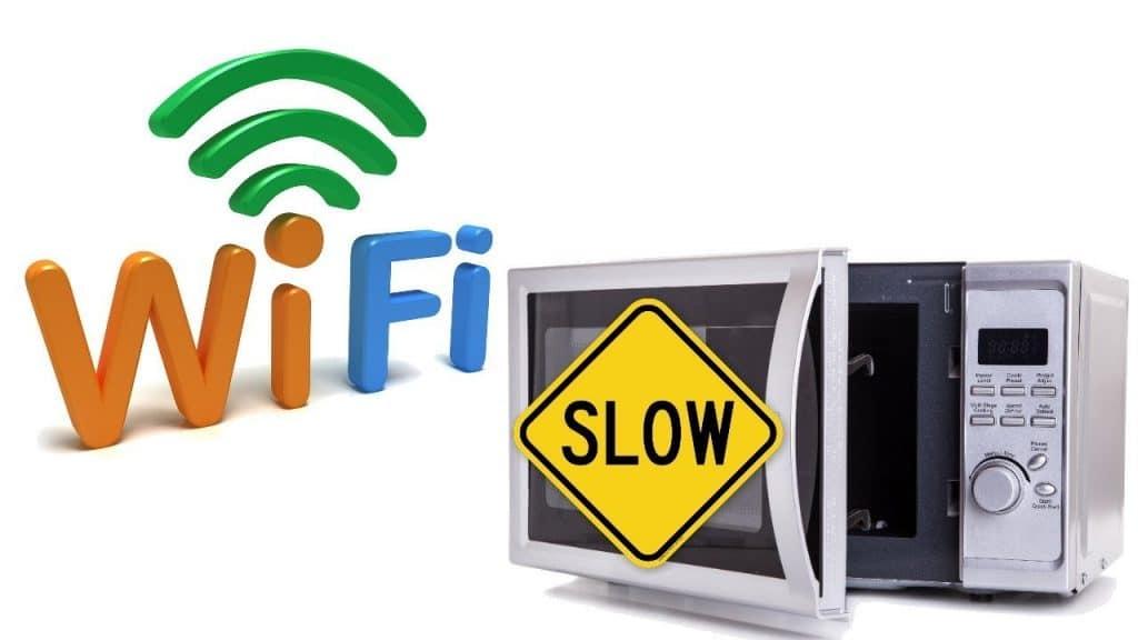 Máte problémy s Wi-Fi? Skontrolujte mikrovlnku.