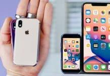 Chcete malý iPhone? Tento je doslova miniatúrny!