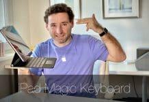 Česká recenzia Magic Keyboard za 399€. Nie je úplne dokonalá...