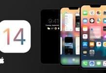 Koncept iOS 14 s widgetmi na domovskej obrazovke. Vyzerá to perfektne!