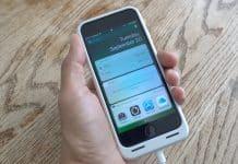 Smart Battery Case pre iPhone 7 funguje aj na iPhone SE 2. generácie.