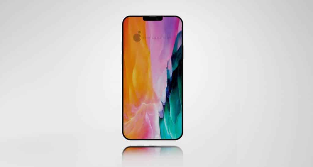 iPhone 12 Pro design svetapple.sk